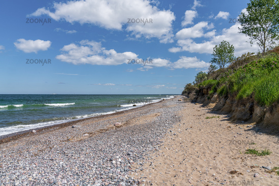 Elmenhorst Beach, Mecklenburg-Western Pomerania, Germany