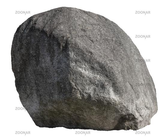 Large Isolated Boulder