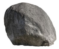 Large Isolated Boulder