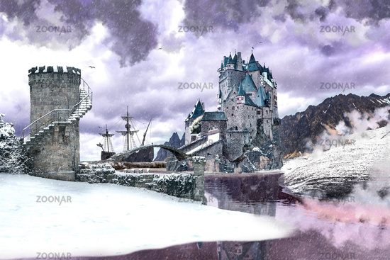 Icy Northland