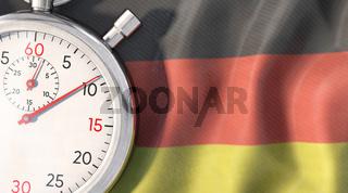 Deutschland - Die Zeit läuft