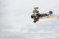 Great War Display Team - Fokker DR1 Triplane