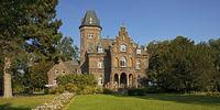 Marienburg, Monheim am Rhein, Bergisches Land, North Rhine-Westphalia, Germany, Europe