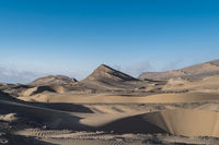 land desertification scene