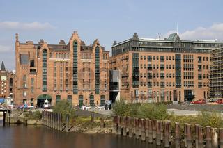 Maritimes Museum in Hamburg, Deutschland