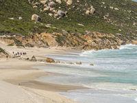 Little Oberon Bay Beach - Wilsons Promontory