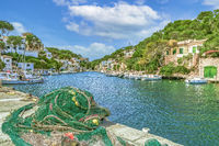 Cala Figuera is a small town and bay in the south-east of the Spanish Balearic island of Mallorca.