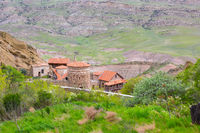 Monastery in Georgia David Gareji