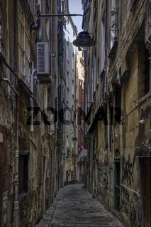 Historic Center and Port of Genoa