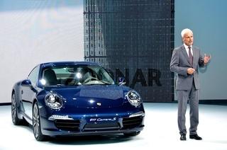 Matthias Müller Vorstandsvorsitzender von Porsche