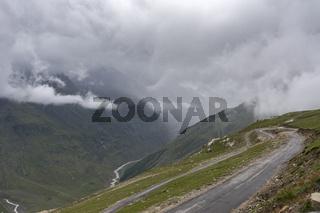 Rohtang Pass, Spiti Valley, Himachal Pradesh, India