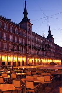 Restaurant on Plaza Mayor