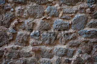 texture of ancient masonry