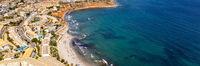 Dehesa de Campoamor beach, Spain