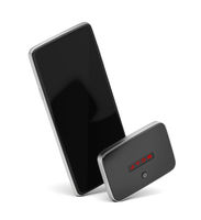 Smartphone and Wi-Fi mobile router