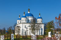 Cathedral of the Annunciation of the Blessed Virgin Mary, Meshchovsk, Russia