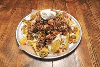 Delicious Mexican Nachos