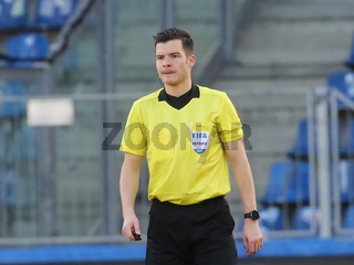 FIFA und DFB Fussball Schiedsrichter Harm Osmers DFB 3.Liga Ssaison 2020-21
