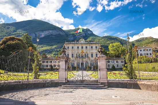 Villa Sola Cabiati in Tremezzo on Lake Como view