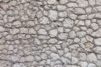 Stone Wall Texture With Large Joints