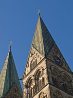 Bremen Cathedral, Germany