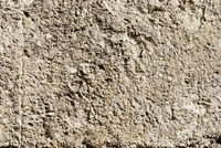 old damaged coquina wall background