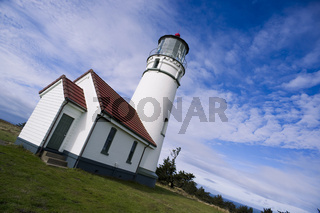 Cape Blanco Lighthouse Nautical Beacon