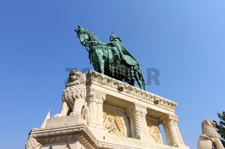 Statue of Saint Steven I
