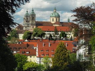 Basilika in Weingarten (Württ.)