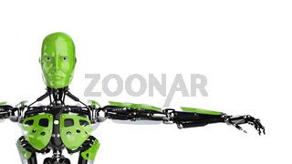 Green Cyborg