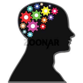 brain process gears