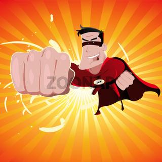 Super Hero - Male