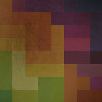 Vintage grunge multiple colored rectangles background.