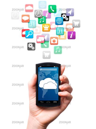 applications cloud