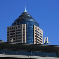 Detail of a skyscraper in Sydney down town, Australia.