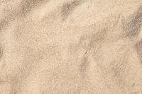Sand on the beach background