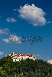 Rasnov medieval fortress, Transylvania, Romania