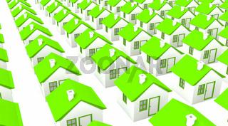 Die grüne Siedlung