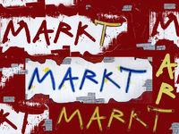 market wallpaper