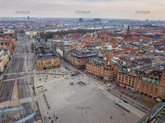 Copenhagen Town Hall Square