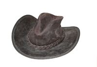 old-fashioned cowboy hat