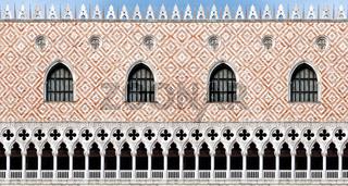 Palazzo texture