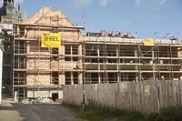 Baustelle St Wendel Kernstadt