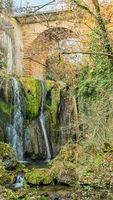 Wasserfall an der Biber in Tengen-Blumenfeld