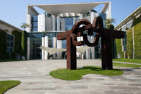 German Federal Chancellery 005. Berlin