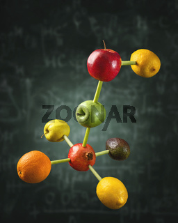 A healthy fruit formula