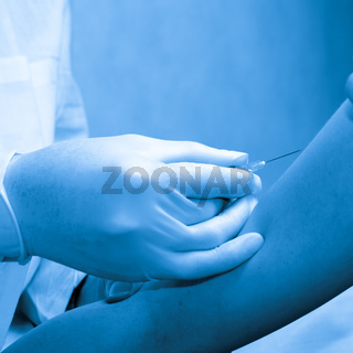 inject vaccinatio