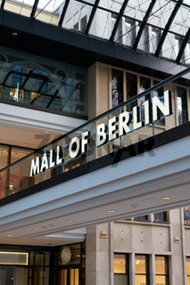 Mall of Berlin am Leipziger Platz in Berlin