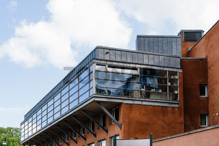 Moderna Museum on the island of Skeppsholmen in central Stockholm