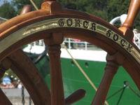 steering wheel ,,Gorch Fock